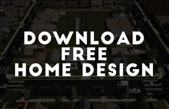 Download Free 2D and 3D House Plan Exterior and Interior View