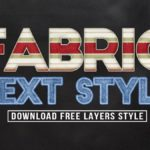 Fabric Styles For Photoshop Download Free Vol#15 - Blog