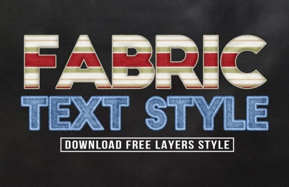 Fabric Styles For Photoshop Download Free Vol#15