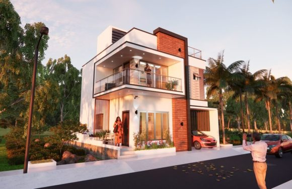 30×40 Feet Morden House Design With 3 Bedroom Full Walkthrough 2020