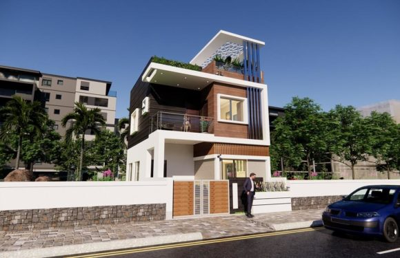 Small Space House Design 20×30 Feet With Car Parking Complete Details
