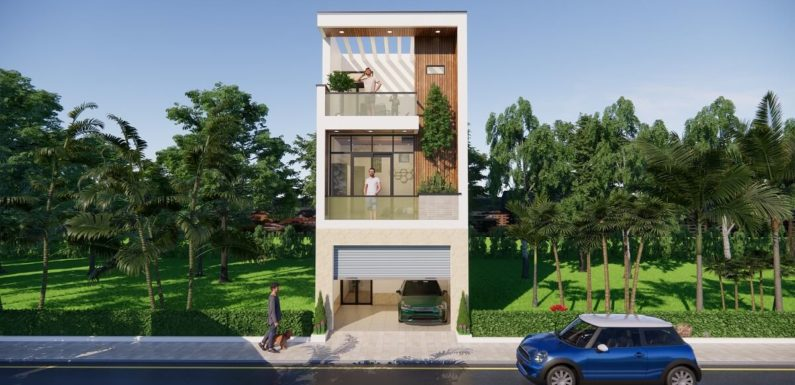 15×30 Feet Small House Design Small Space House Complete Details